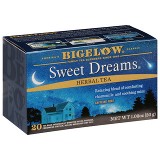 Sweet Dreams Herbal Tea - Case of 6 boxes- total of 120 tea bags