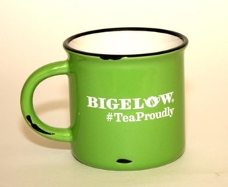 Green #TeaProudly Mug - 15 oz.