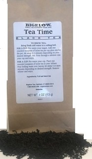 Bigelow Teatime Loose Black Tea - 4 oz. bag